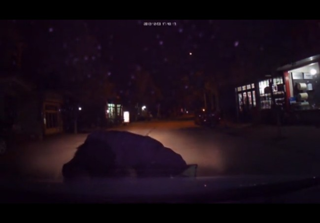 韩国现代汽车行驶记录仪