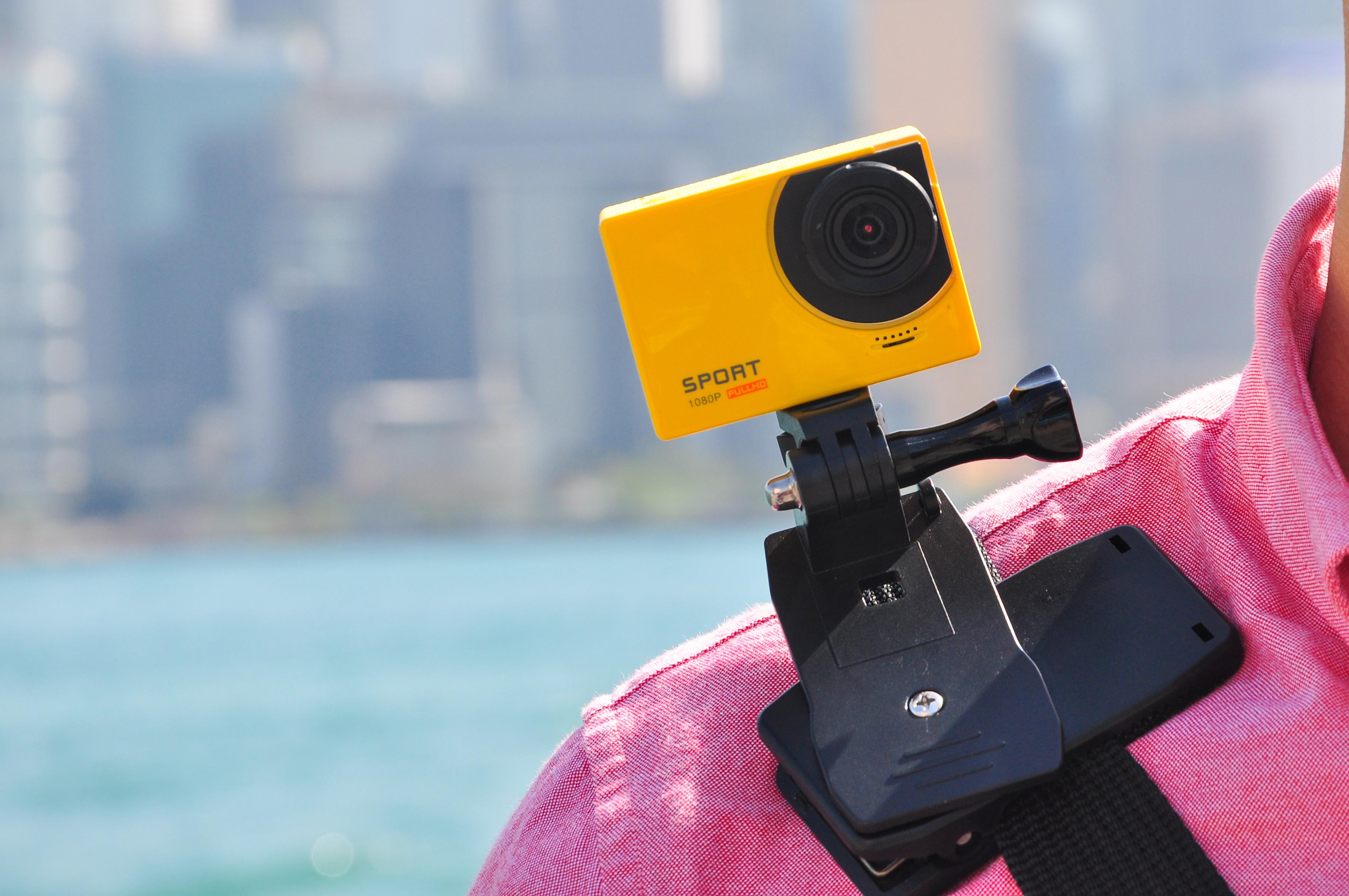 照相机穿越东西涌