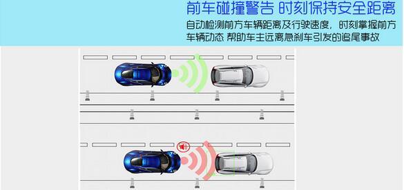 行车记录仪安全预警或成标配产品