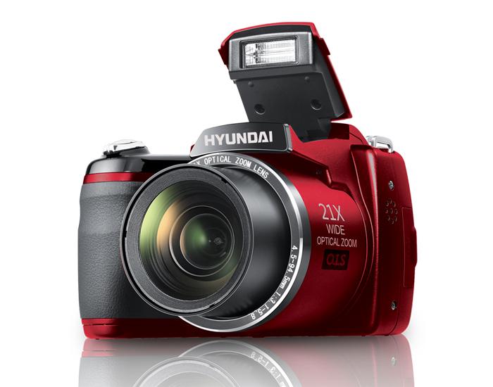 数码照相机-z600(红色)