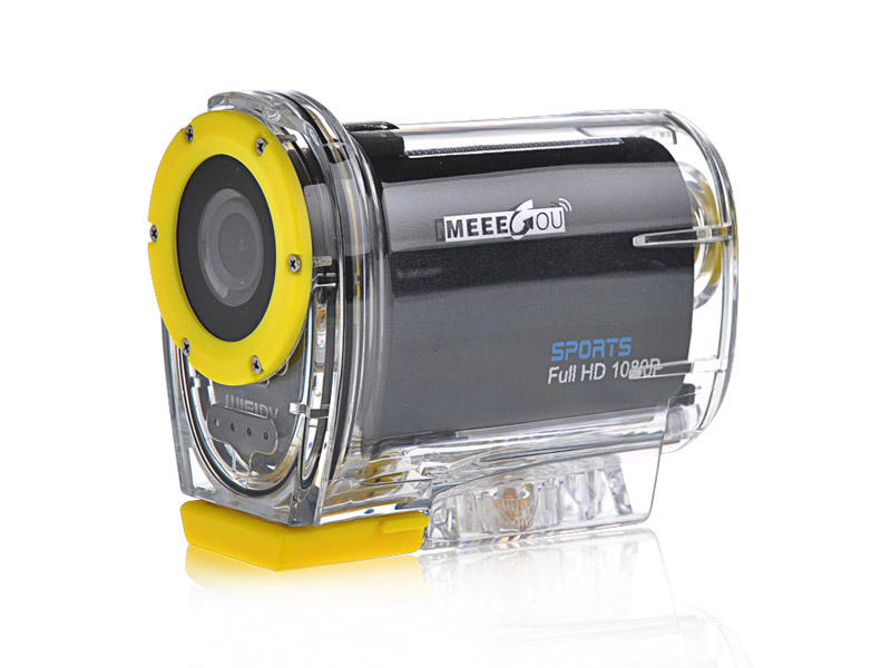 wifi运动DV 户外防水/潜水高清运动摄像机MEE 3a
