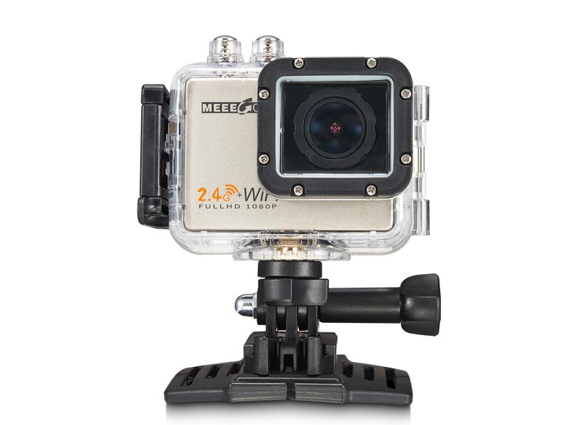 米狗60米防水4K运动相机mee+5