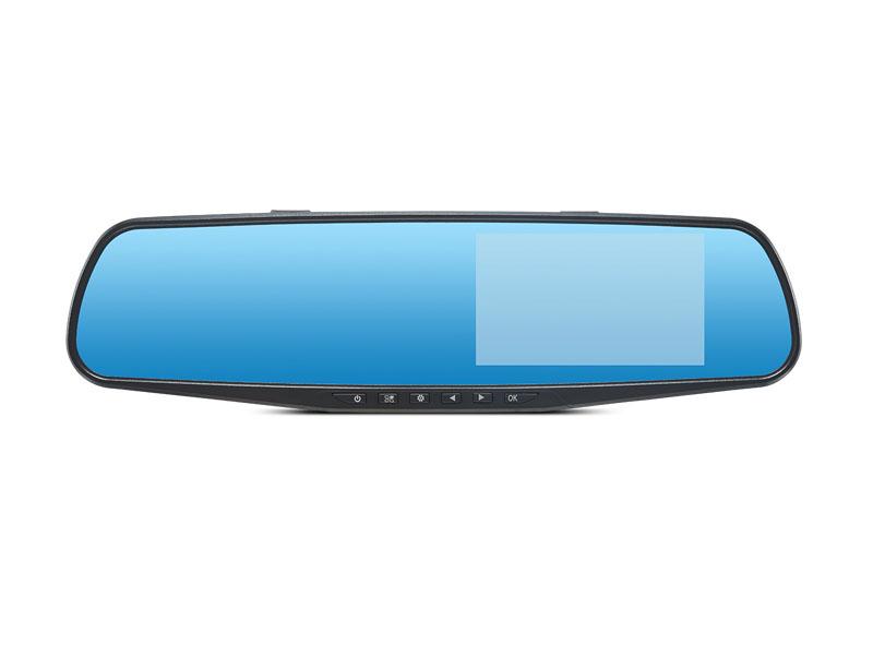 现代广告发布器 后视镜行车记录仪 E86