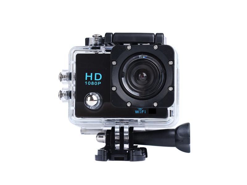 米狗防水运动相机/wifi运动摄像机 M80