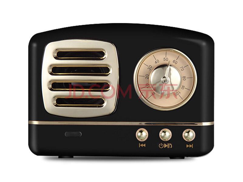 现代复古蓝牙音箱M11