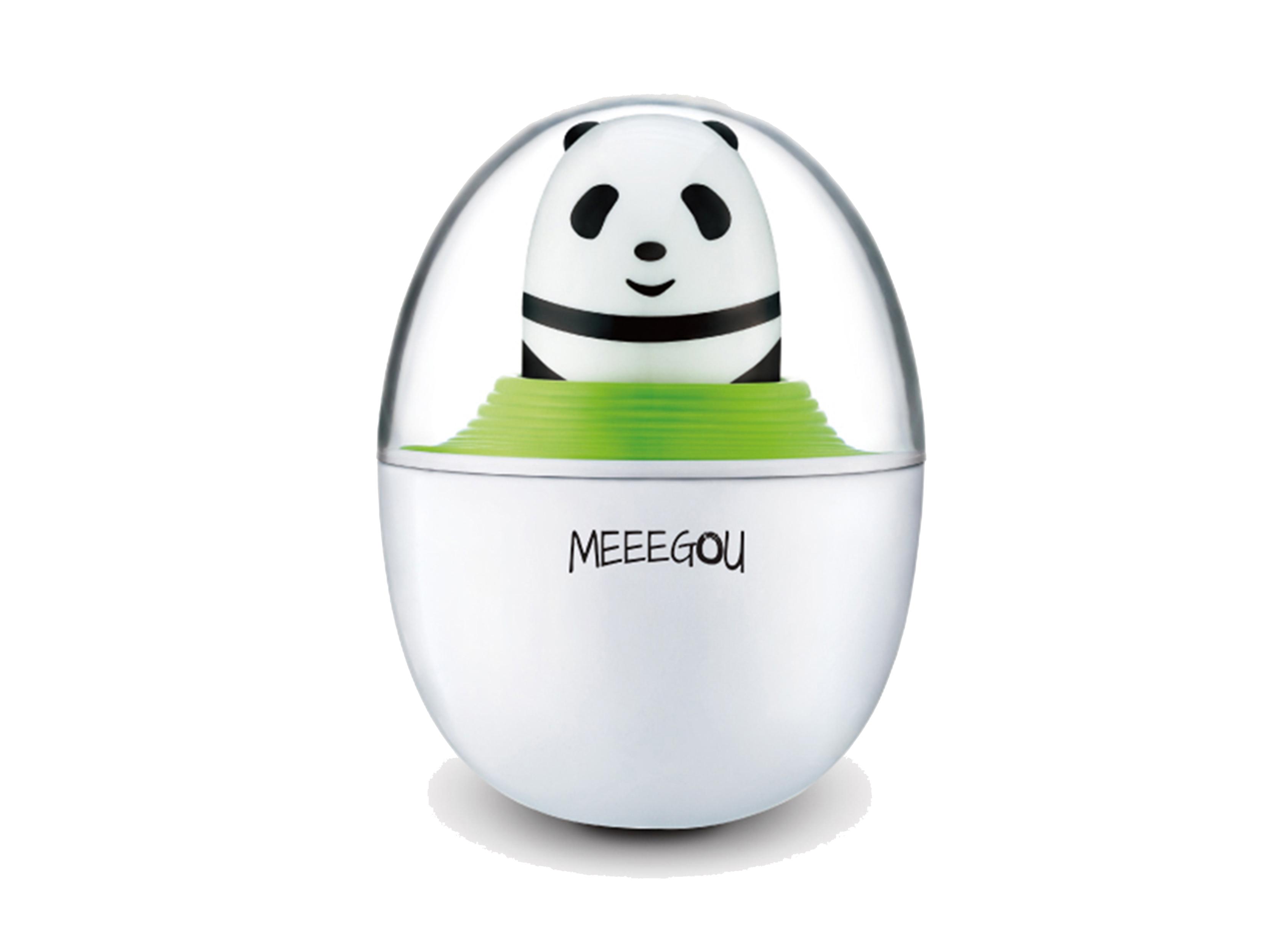 熊猫不倒翁螺丝工具刀套装 桌面创意装饰摆件