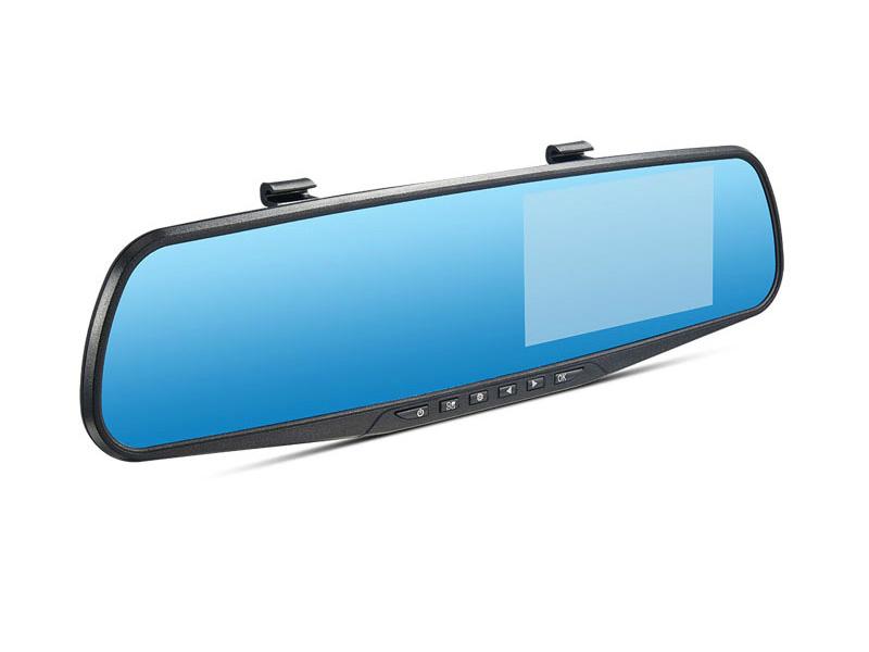 现代高清后视镜行车记录仪E79
