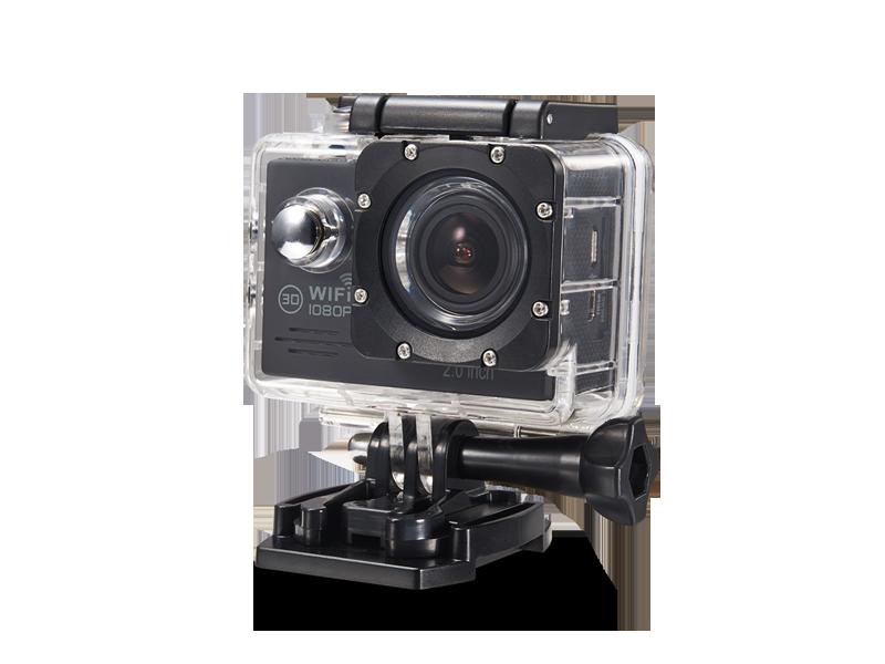 米狗智能WIFI高清运动相机P680