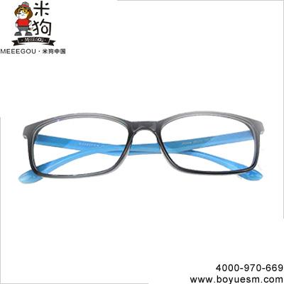 防蓝光近视眼镜