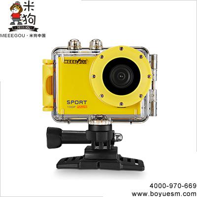 智能运动相机