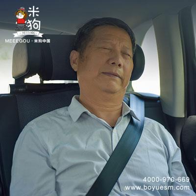 汽车安全头枕