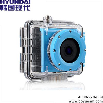 防水运动照相机
